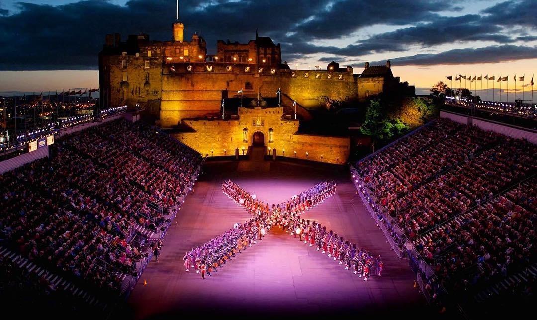 一起来一场爱丁堡艺术作品集之旅吧