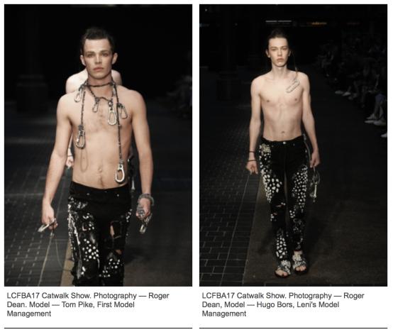 伦敦时装学院Fashion Jewellery