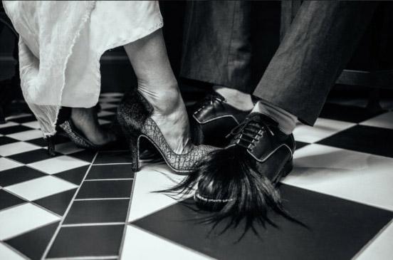 伦敦时装学院  Footwear